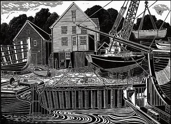 James Dodds - Fullbridge Shipyard Maldon