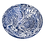 Thumbnail: Pru Green - Blue and White Large Floral Decorated Bowl