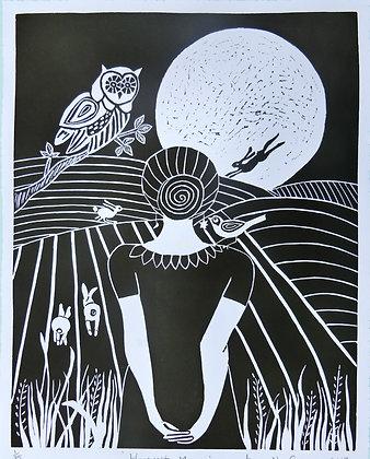 Marcella Cooper - Harvest Moon