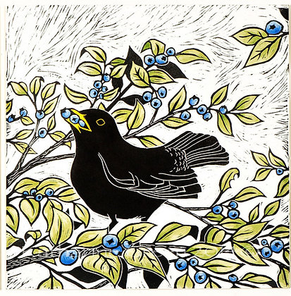 Katharine Green - Blackbird