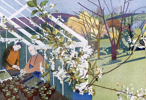 Ivy Smith - Plas Newydd April