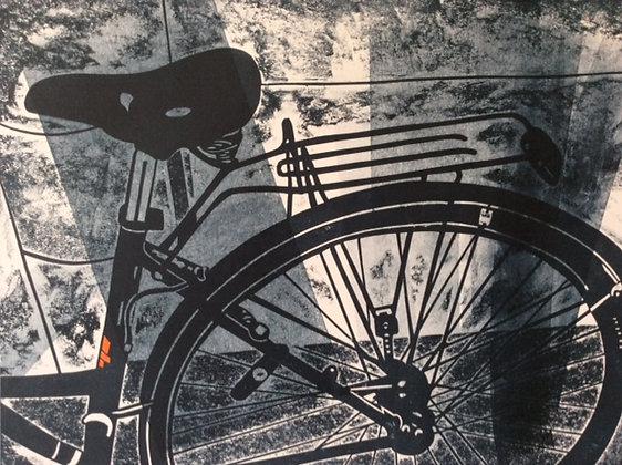 Louise Hayward - Bike