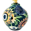 Thumbnail: Pru Green - Round Lamp Base Flora Design