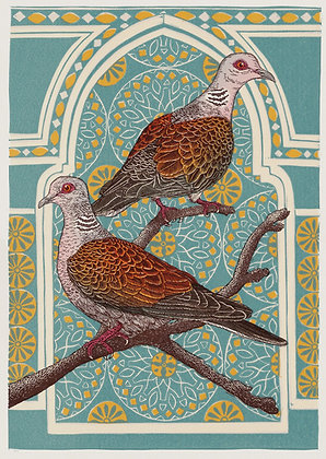 Two Turtle Doves - Vanessa Lubach