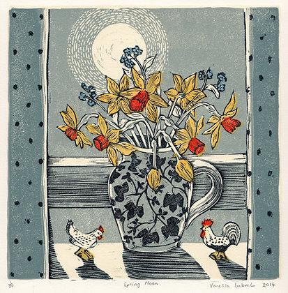 Spring Moon - Vanessa Lubach