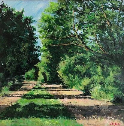 Geri Jones - The Chase Original Landscape