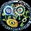 Thumbnail: Ceramics by Pru Green - Floral Colourful Bowl