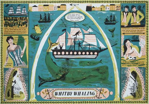 Alice Pattullo - Whitby Whaling - Curwen Archive