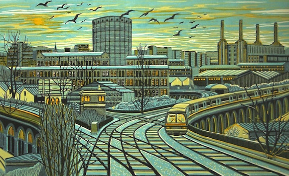 Factory Junction - Gail Brodholt