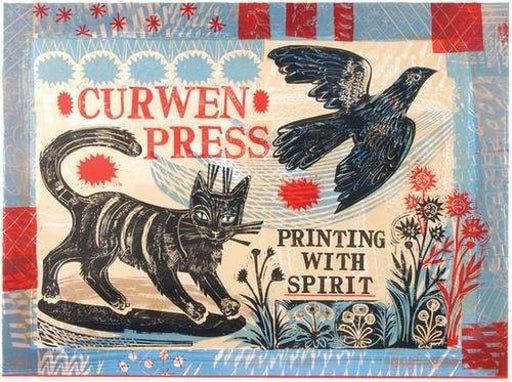Mark Hearld - Printing With Spirit - Curwen 50th Anniversary