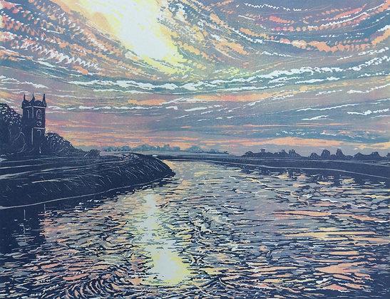 Louise Stebbing - Sunrise