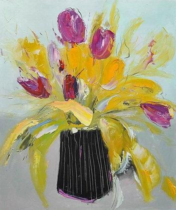 Julia Sutton - Tulips