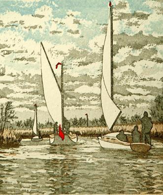 Jan Dingle - Still Sails