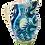 Thumbnail: Pru Green Pottery - Bright Colourful Classic Jug