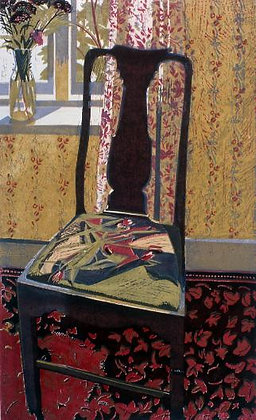 Ivy Smith - Tapestry Chair