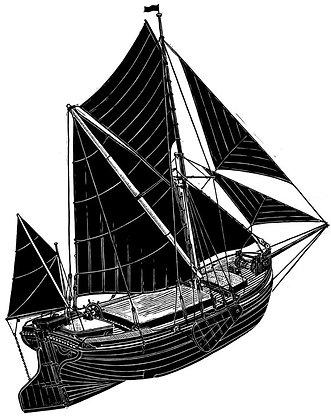 James Dodds - Spritsail Barge