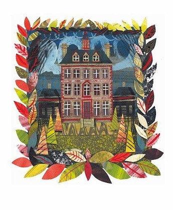 Ed Kluz - Single Card - Ashdown Park House