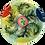 Thumbnail: Pru Green Pottery - Medium Colourful Deep Bowl