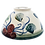 Thumbnail: Pru Green Pottery Deep Bowl - Hand thrown and Decorated