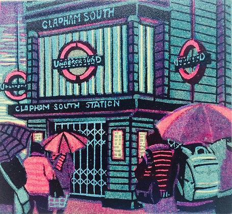 Tube Strike - Gail Brodholt