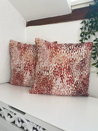 The Speckled Cushion x 2