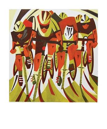 Road Race - Cycling -Paul Cleden - Single Card