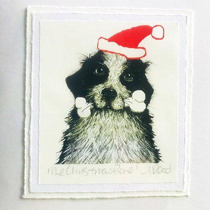 Alison Read Christmas Cards - The Christmas Bone