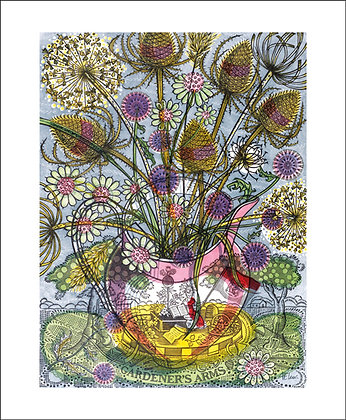 Angie Lewin-Art Angels-Cards