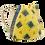 Thumbnail: Pru Green Pottery - Colourful Small Can Jug