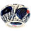 Thumbnail: Simon Sharp Pottery - Abstract Design Bowl