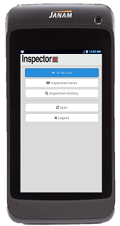 Janam XT1 Featured Handheld for Inspector+ at NISTM Convention