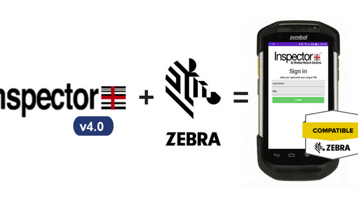 Inspector+ 4.0 Receives Certification from Zebra