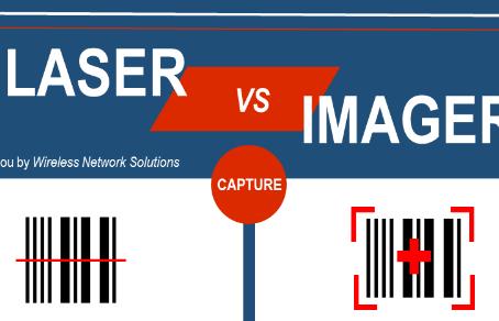 INFOGRAPHIC: Laser Scanner vs. 2D Imager