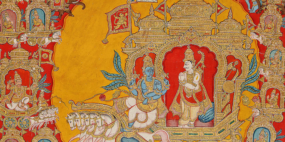 the bhagavad gita: finding purpose and living truth