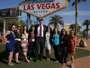 2nd Annual North American Young Skål Symposium. Las Vegas, August 2015  By Llana Smith, SIUSA Intern