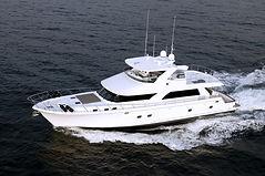 yacht Motorboot