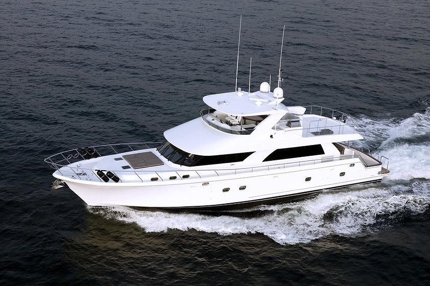 Yacht Motorboat