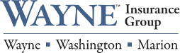 wayne - washington - logo