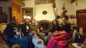 Wizyta Jean-Paul Close w Chacie Mirdada - relacja