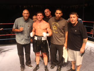 MURPHYS BOXING RETURNS TO PLYMOUTH WITH SOLD OUT SHOW