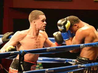 """MURPHYS BOXING SIGNS UNDEFEATED LIGHT HEAVYWEIGHT PROSPECT CHARLES """"THE TRUTH"""" FOSTER (8-0-0 4KOs) T"""