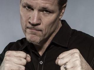 'Iceman' John Scully to receive Warrior's Code Award at Nova vs. Lozano!