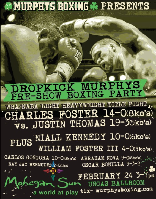 EVENTS   Murphys Boxing - MurphysBoxing com