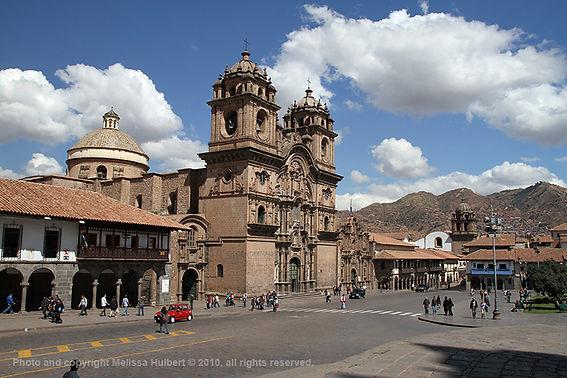 Iglesia de la Compania de Jesus-Cusco-3-