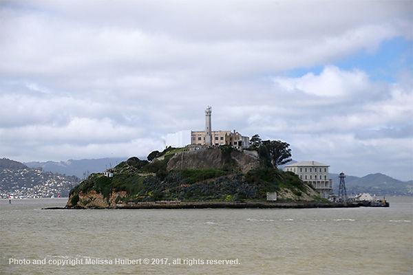 Alcatraz Island-San Francisco Bay-USA-w.