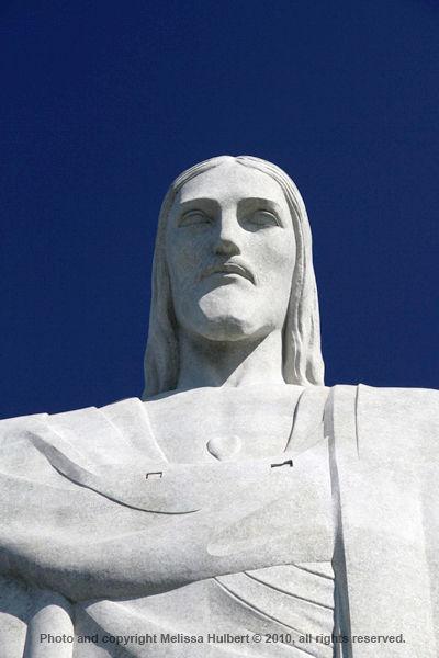 Christ the Redeemer-Rio de Janeiro-Brazi