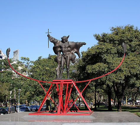 Independence_Square_Tucumán_Buenos_Aires
