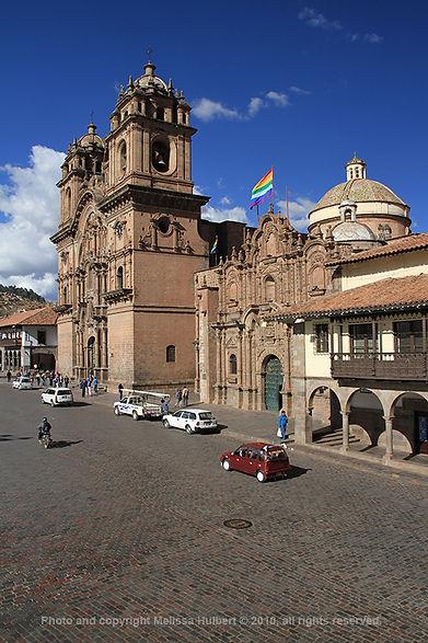 Iglesia de la Compania de Jesus-Cusco-1-