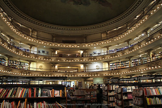 El Ateneo Grand Splendid Bookstore_Bueno