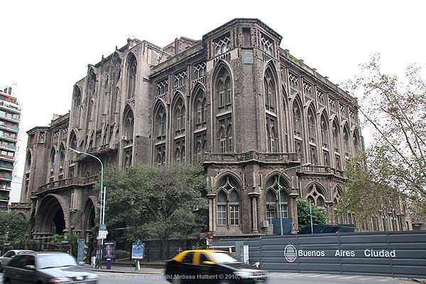 UBA Faculty of Engineering_Buenos Aires_
